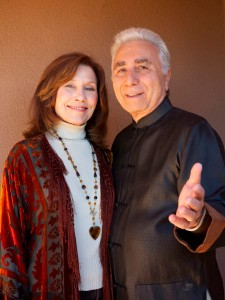 George & Sedena Cappannelli - Authors of Do Not Go Quietly