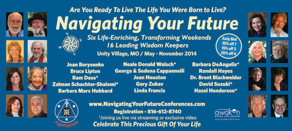 Navigating Your future 2014 banner